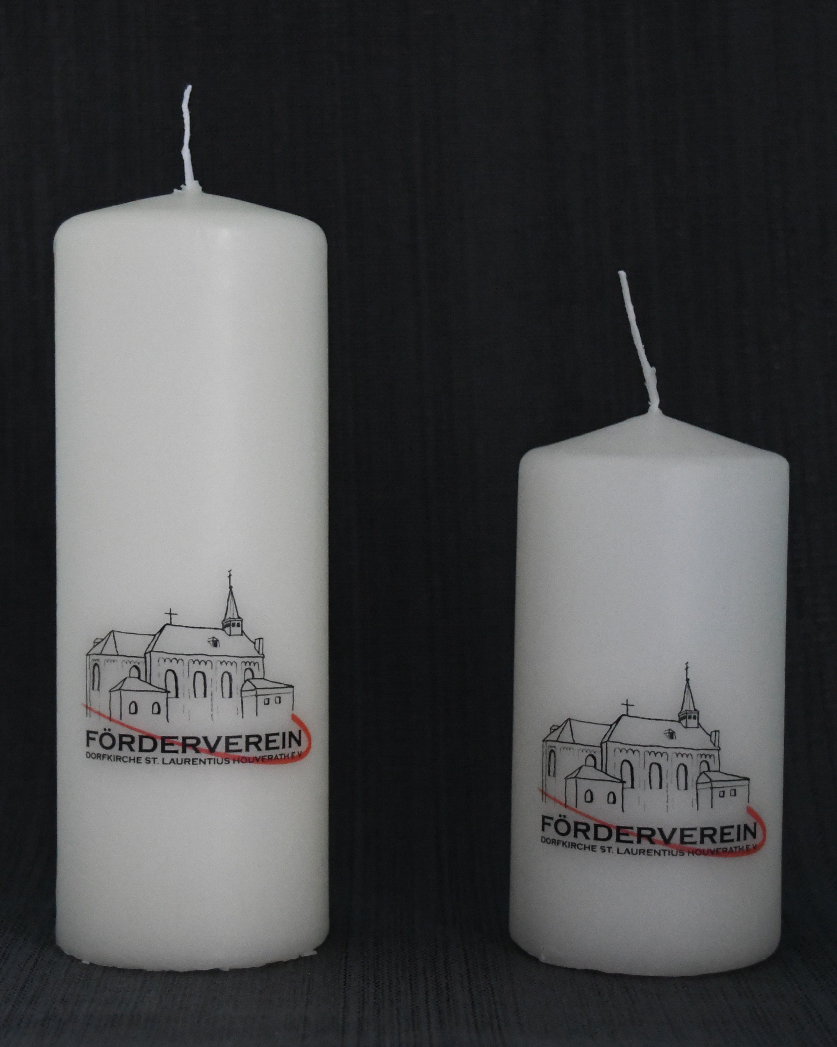 Kerzenverkauf des Fördervereins gestartet